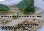Trüf mantarlı risotto