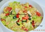 Cevizli atom salata tarifi