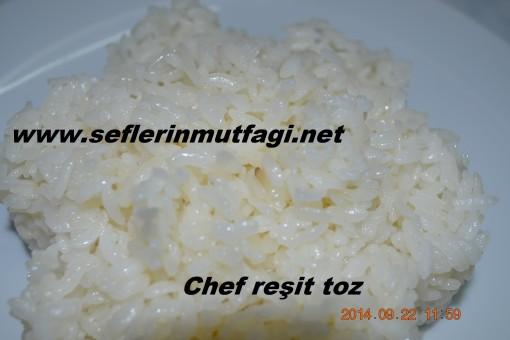 Pirinç pilavı nasıl yapılır?