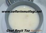 Ekşili kereviz çorbası