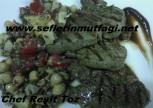 Kinoa salatalı lokum bonfile