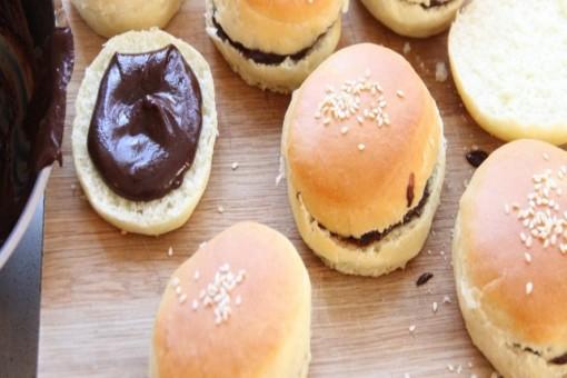 Çikolatalı Mini Hamburger