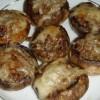 Kıymalı Mantar Dolması-Mantar yemekleri-mantar dolması