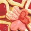 Marmelatlı Kalpli Kurabiye