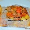 Kağıt kebabı-Kağıt kebabı tarifi-Kağıt kebabı nasıl yapılır