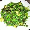 Kara mercimek salatası-Beluga mercimeği salatası-Mercimek salatası…