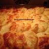 Kremalı patates tarifi-yemek tarifleri-fırında kremalı patates