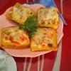 Kahvaltılık Tost ekmeği Pizzaları