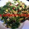 Enginarlı cibes otu salatası