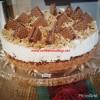 Gofretli pasta tarifi-Hanuta gofreti pastası