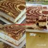 Kaplan pastası-Kolay değişik pasta tarifi…