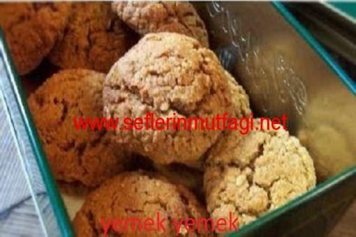 Kepekli kurabiye nasıl yapılır-Diyet kurabiye…