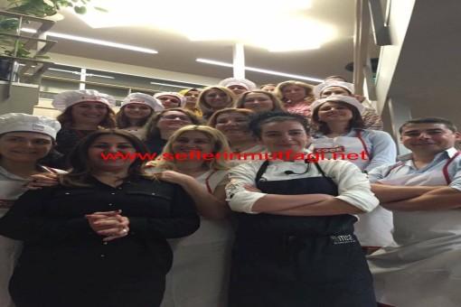 Cook mutfağı organizasyonu etkinliği