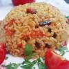 Sebzeli Bulgur Pilavı-Bulgur pilavı tarifi…