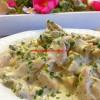 Mantarlı kremalı tavuk tarifi