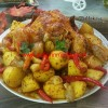 Fırında tavuk nasıl yapılır-Fırında patatesli tavuk…