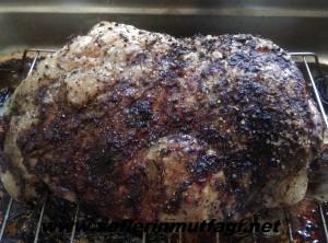 Fırında kuzu but nasıl pişirilir